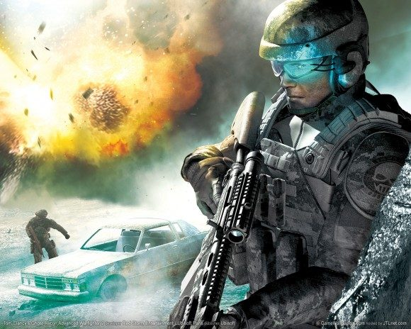 Don't worry, Ghost Recon. Michael Bay will take good care of you.
