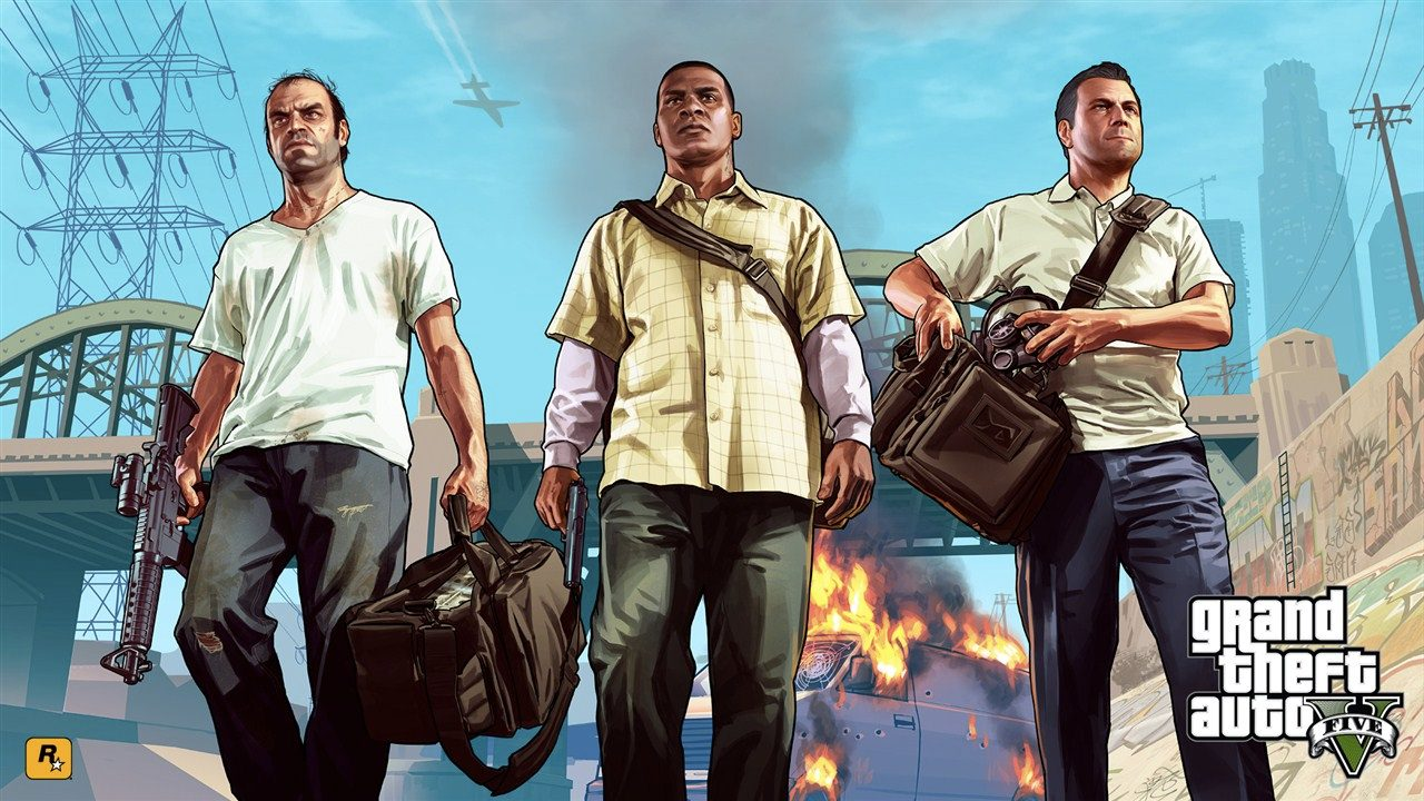 Hit-Game GTA V Comes to Epic Games Store for Free, Here's How to Get Your Copy