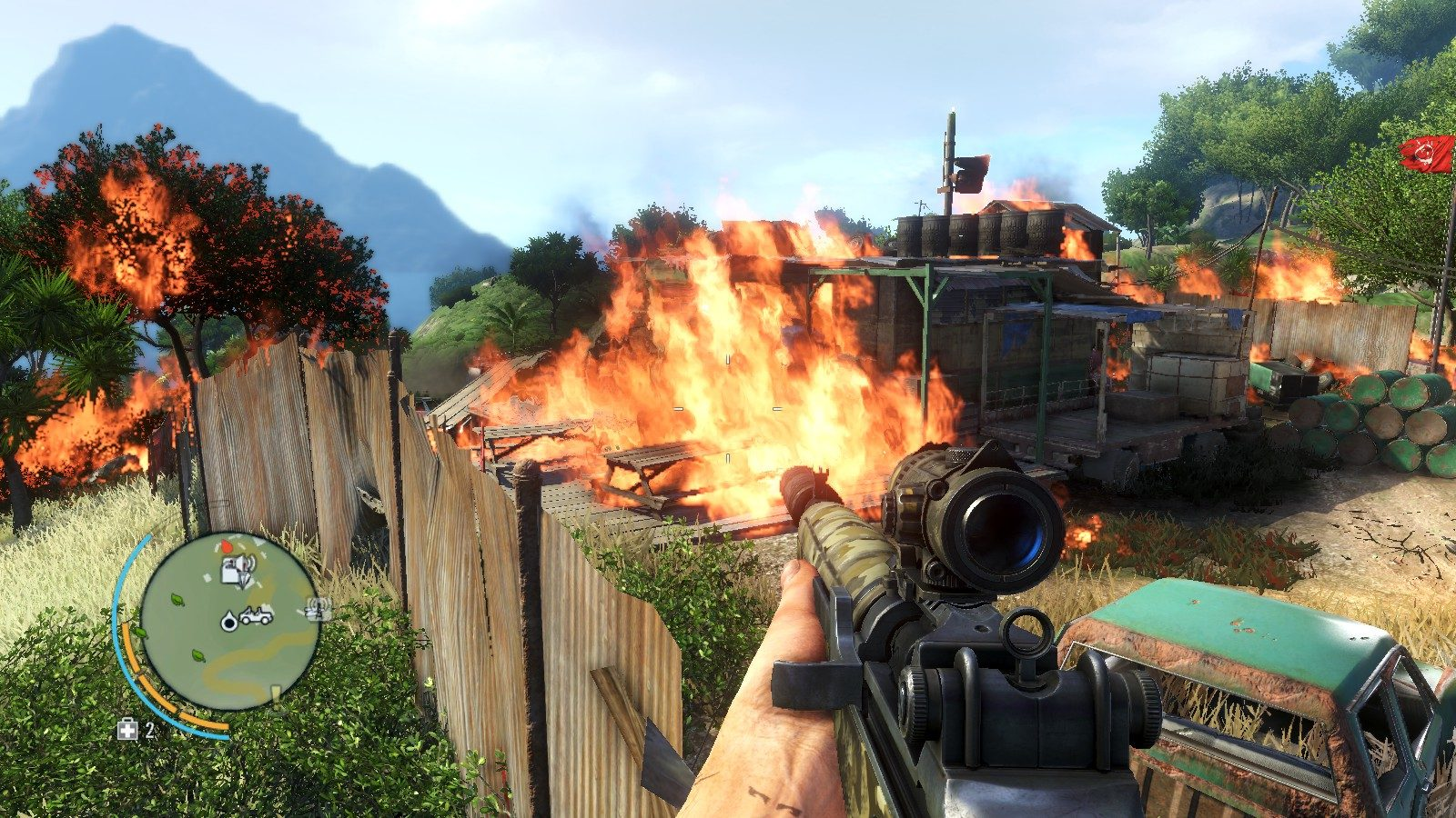 Far Cry 4 Will Take Place In The Himalayas And Let You Ride Farcry4 Pc Game 2012 12 08 00004