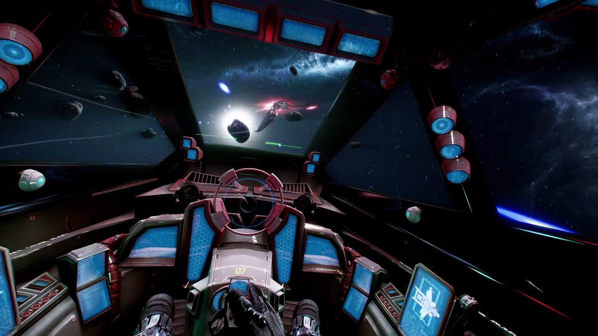 Star Citizen Unveils Gameplay Footage Crowd Goes Nuts Mxdwn Games
