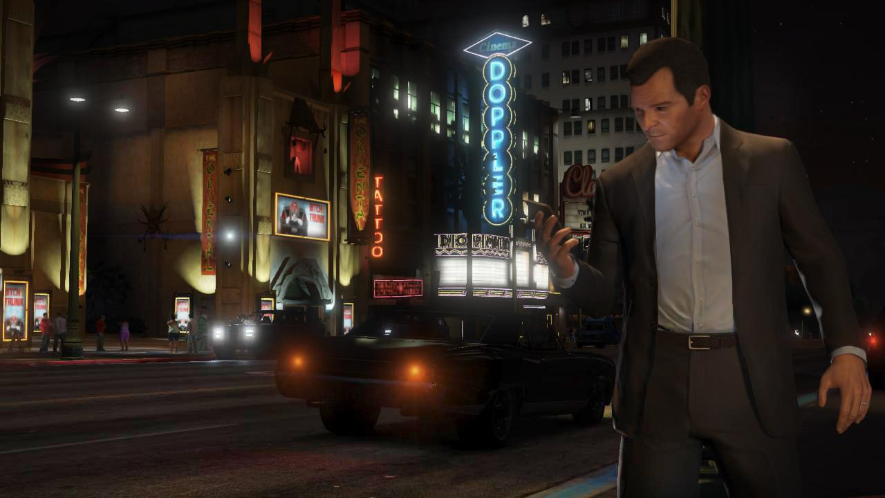 Newly Discovered Patent Shows Rockstar Games' Focus On NPCs For Next GTA