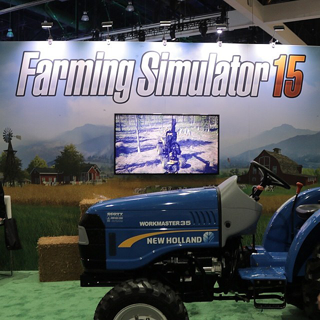 New Studio Established for Farming Simulator League Due to Coronavirus Concerns