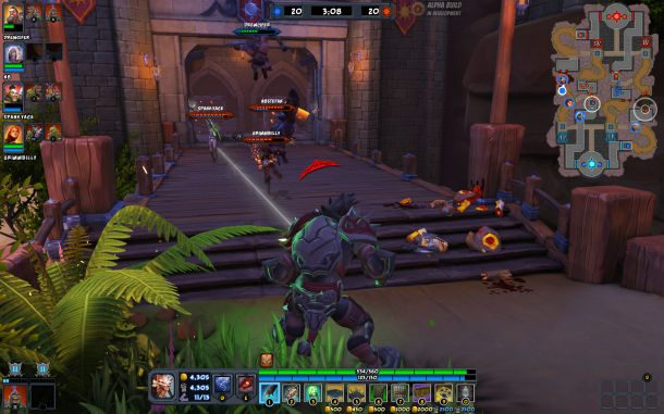 to purchase weapons and upgrades as well as build defensive structures and traps for enemy forces as in previous entries in the orcs must die series - Orcs Must Die