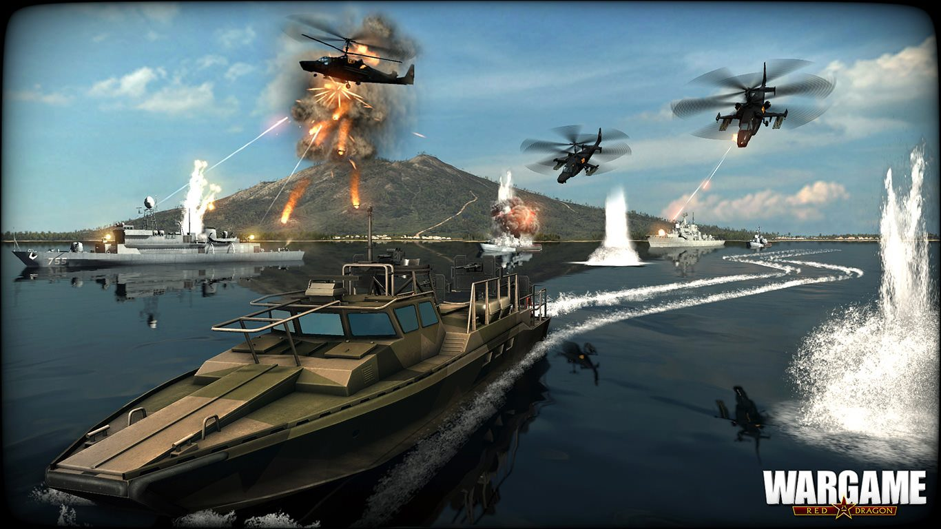 Wargame Red Dragon Now Available On Mac! - mxdwn Games