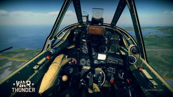 War Thunder Cockpit