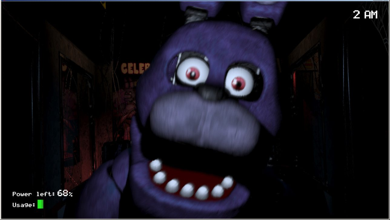 Sequel to 'Five Nights at Freddy's' On The Way