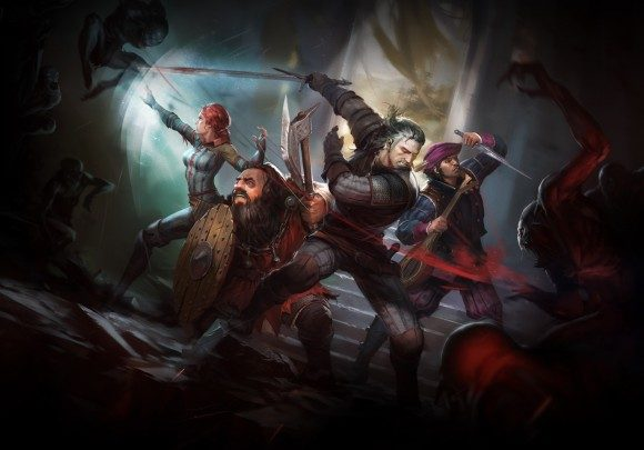 The-Witcher-Adventure-Game-Artwork