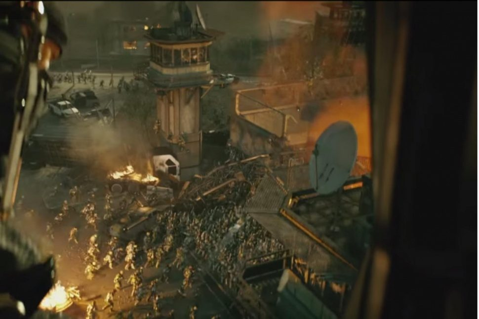 Call Of Duty Advanced Warfare To Feature Exo Zombies Mxdwn Games