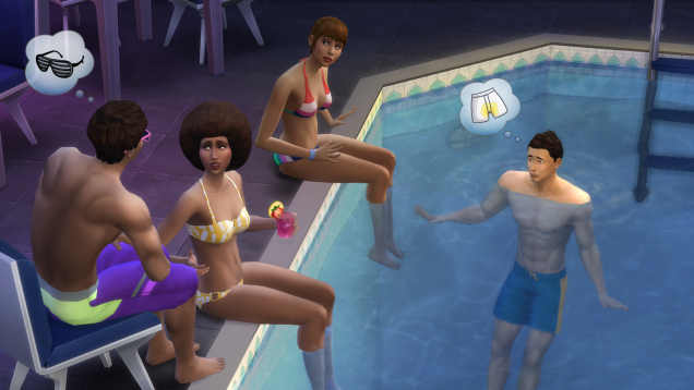 Sims 4 Seasons Expansion Pack Announced