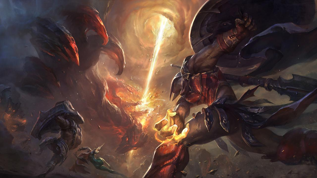 Take It to the Nexus with the New LoL Esports Experience