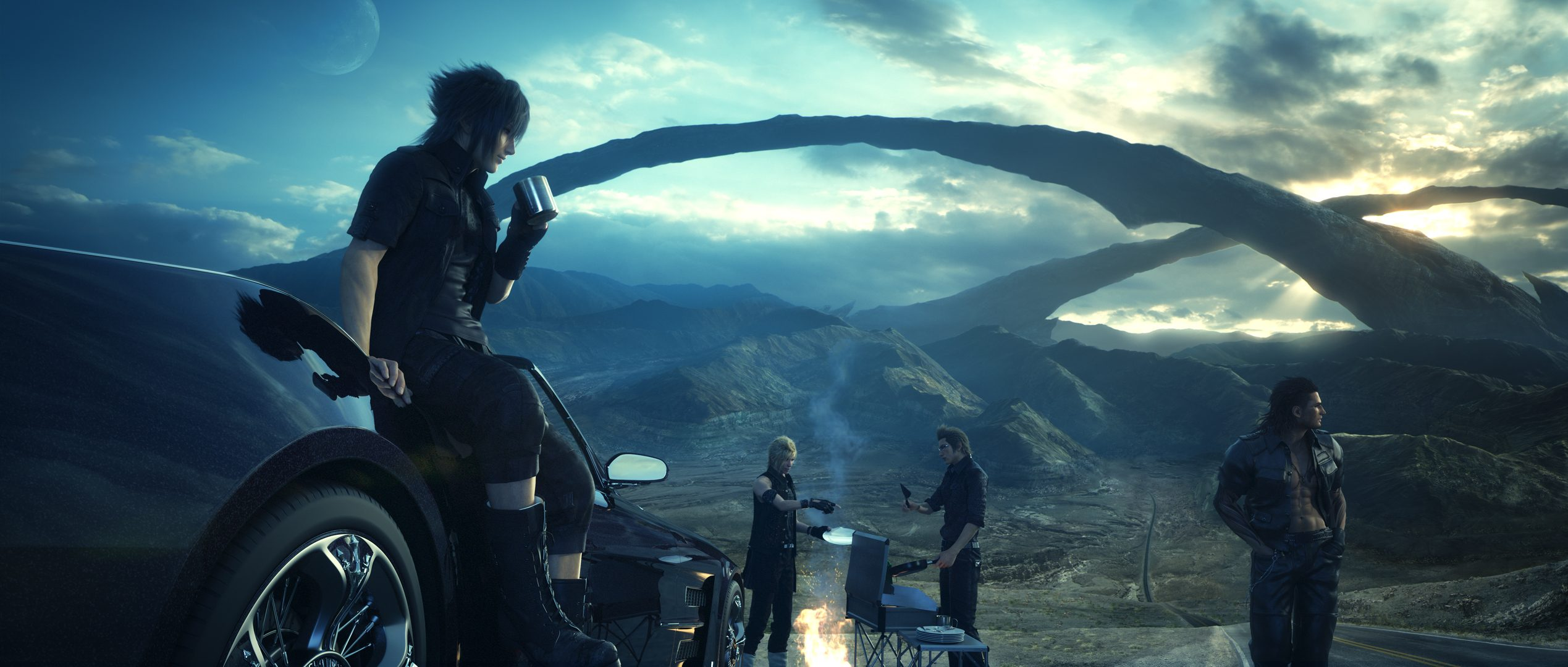 The Latest Developments for Final Fantasy XV