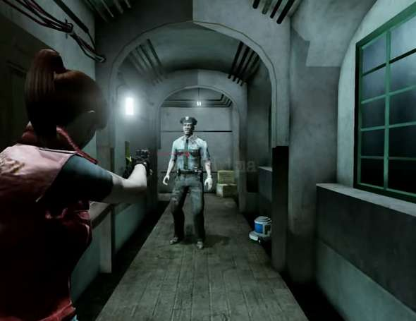 Fan Recreates Resident Evil 2 in Unreal Engine 3 - mxdwn Games