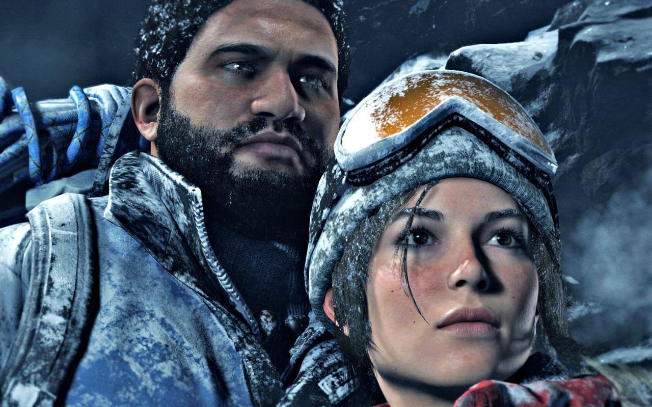 New Rise of the Tomb Raider Screenshots and Details Revealed