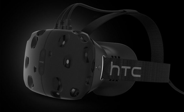HTC Partners with Valve and Reveals New VR Headset Vive