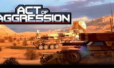 New Pre-Alpha Gameplay Footage of Act of Aggression Revealed