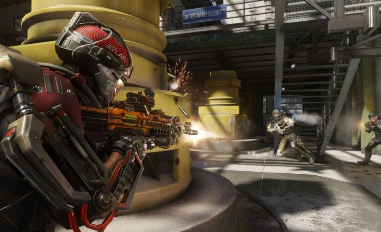 Advanced Warfare Introduces More Zombies, Grappling Hooks, and New Maps