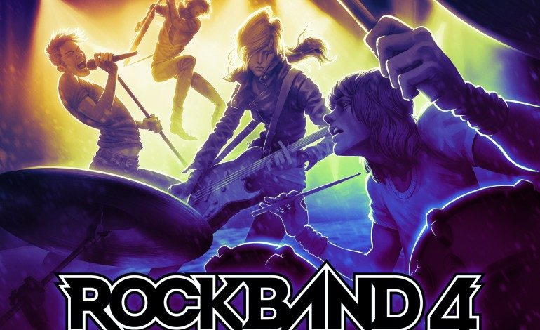 Rock Band 4 Coming to Next Gen Consoles this Year