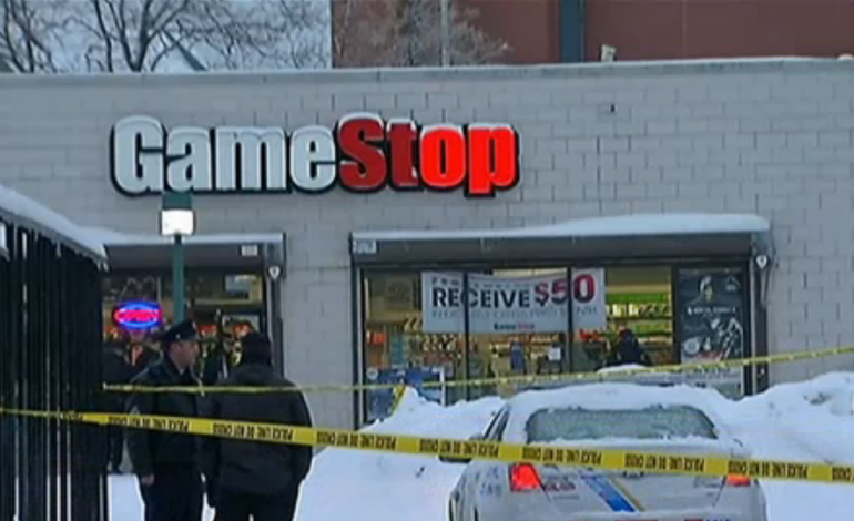 GameStop Accepting Donations For Slain Police Officer's Family