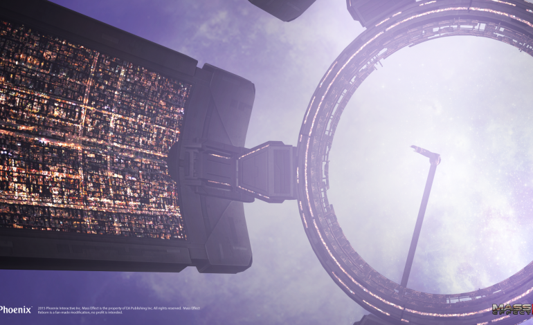 Mass Effect Mod for Homeworld: Remastered In the Works