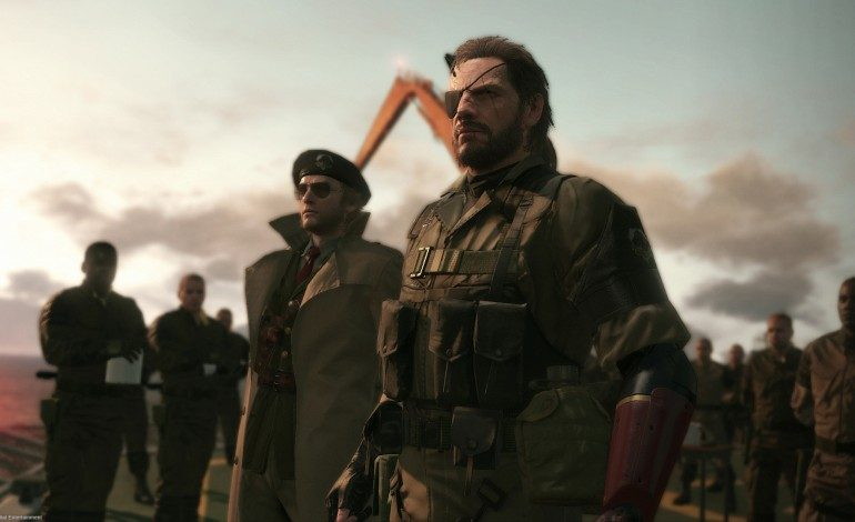 Release Date Announced for Metal Gear Solid 5 : The Phantom Pain
