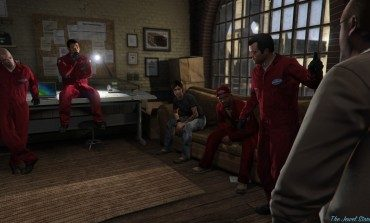 Grand Theft Auto V Mods Begin Appearing