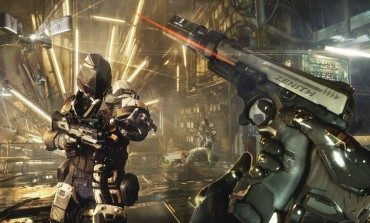 Deus Ex: Mankind Divided Can Be Finished Non-Violently