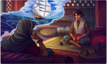 Indie Point and Click Adventure Game 'Herald' Seeks Kickstarter Funding