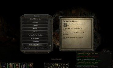 Pillars of Eternity Removes Offensive Poem