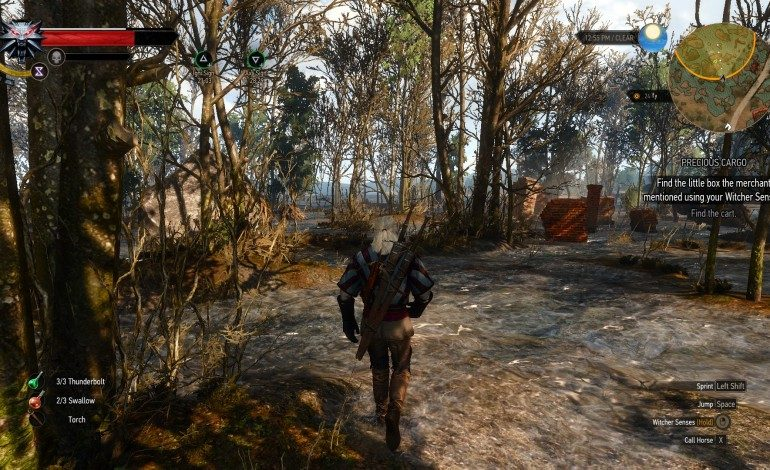 CD Projekt Speaks About Witcher 3 Downgrade Allegations