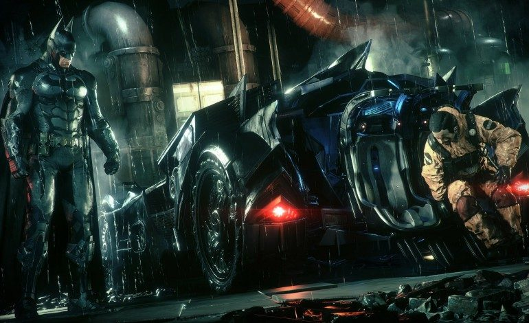 Sales Of Batman: Arkham Knight For PC Temporarily Halted