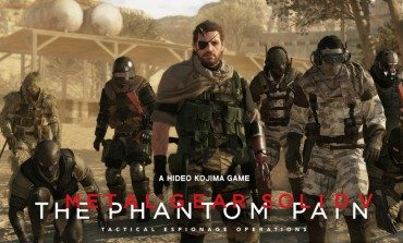Metal Gear Solid V Gameplay Demo Shown At E3