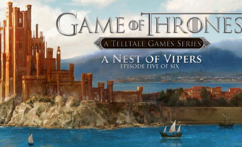 Telltale Games Releases Trailer For Episode 5 of Their Game of Thrones Series