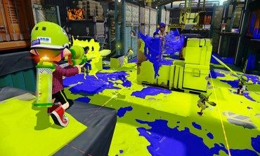 Splatoon Set For Free Update In August Including New Game Modes And Gear
