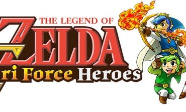 The Legend of Zelda: Tri Force Heroes To Be Released October 23rd