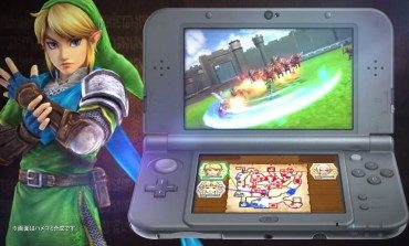 Hyrule Warriors Port Only Capable of 3D On New 3DS