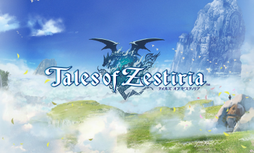 Tales Of Zestria Comes Out Next Month!