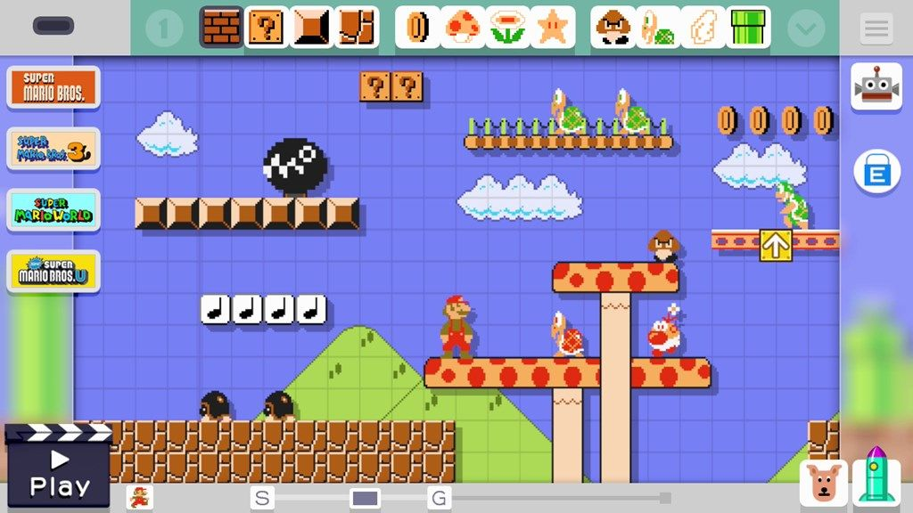 Have You Played Super Mario Maker Yet? - mxdwn Games