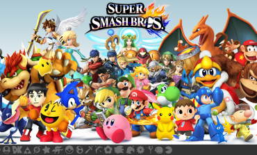 Super Smash Bros New DLC for WII U and 3DS