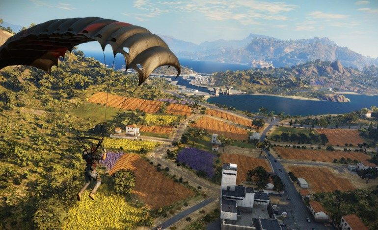 Just Cause 3 Is Gold, Developers Proceed To Cranking Out DLC