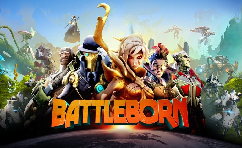 Sign Up For BattleBorn's Closed Technical Test