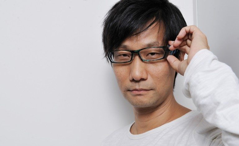 Hideo Kojima Officially Leaves Konami