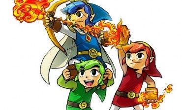 Triforce Heroes: encouraging teamwork and fashion-forward thinking