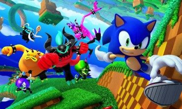 Sonic Lost World Is Coming To Steam