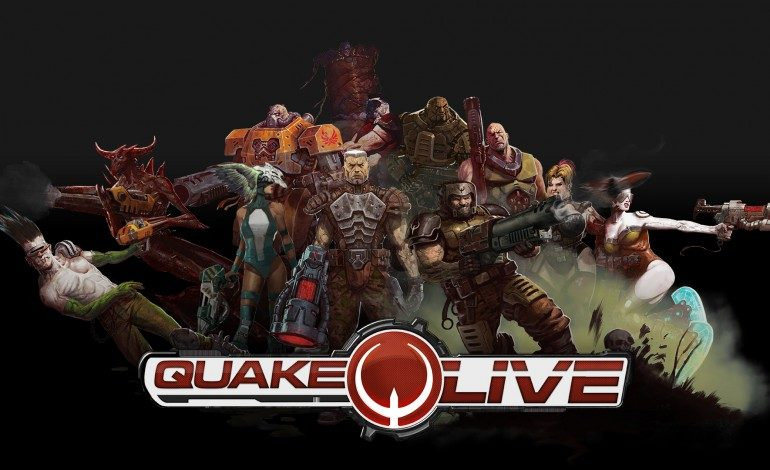 Quake Live Goes Pay-to-Play, Upsets Playerbase