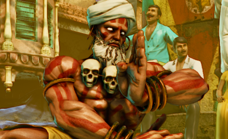 Capcom Unveils New Character for Street Fighter 5 Amid Leaks; Discusses Release Date and Leveling System
