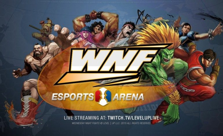 eSports Arena Hosts Wednesday Night Fights, Fighting Game Fans Convene and Play