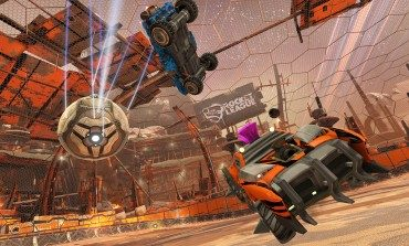 Rocket League Heads To The Wasteland