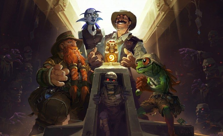 Hearthstone: League of Explorers–Adventure Awaits!