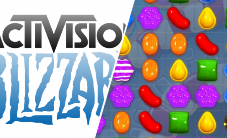 Activision Blizzard Acquires Candy Crush Developer for $5.9 Billion