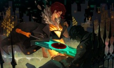 Transistor playable for Apple TV